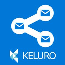 Keluro – Smart Email Sharing